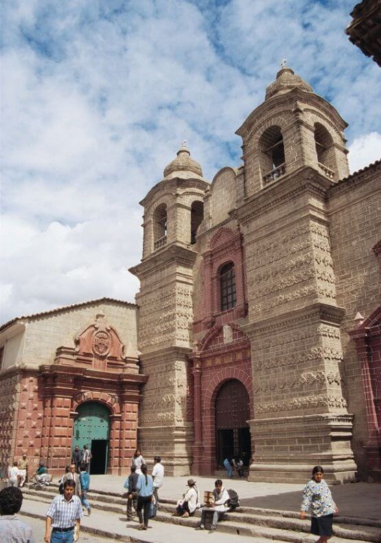 Paquete eglise ayacucho